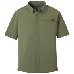 OR Men's Astroman S/S Sun Shirt moss