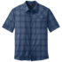 OR Men's Astroman S/S Sun Shirt dusk/night
