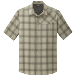 OR Men's Astroman S/S Sun Shirt cairn plaid