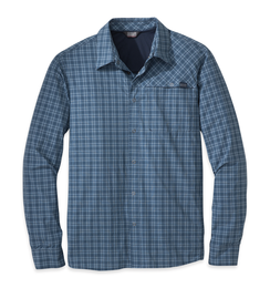OR Men's Astroman L/S Sun Shirt dusk/night