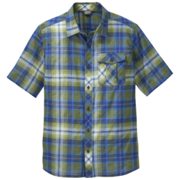 OR Men's Jinx S/S Shirt baltic