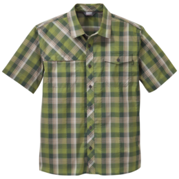 OR Men's Riff S/S Shirt kale