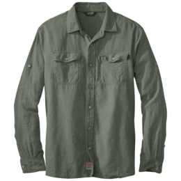 OR Men's Harrelson L/S Shirt sage green