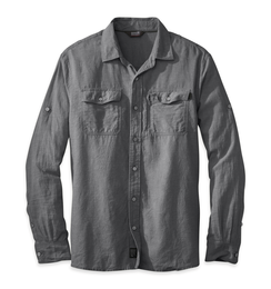 OR Men's Harrelson L/S Shirt charcoal