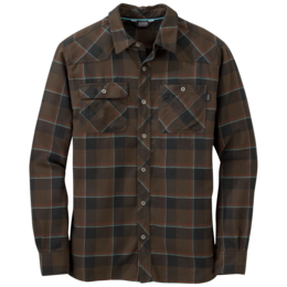 OR Men's Feedback Flannel Shirt earth/black