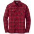 OR Men's Feedback Flannel Shirt agate