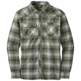 OR Men's Feedback Flannel Shirt night/hops