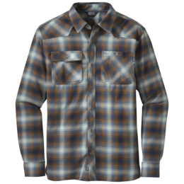 OR Men's Feedback Flannel Shirt night/saddle
