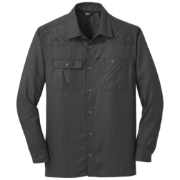 OR Men's Feedback Flannel Shirt storm