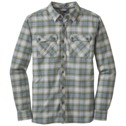 OR Men's Crony L/S Shirt shade/kale