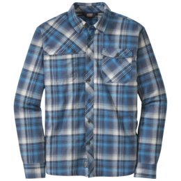 OR Men's Tangent L/S Shirt tahoe/night