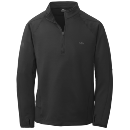 OR Men's Radiant LT Zip Top black