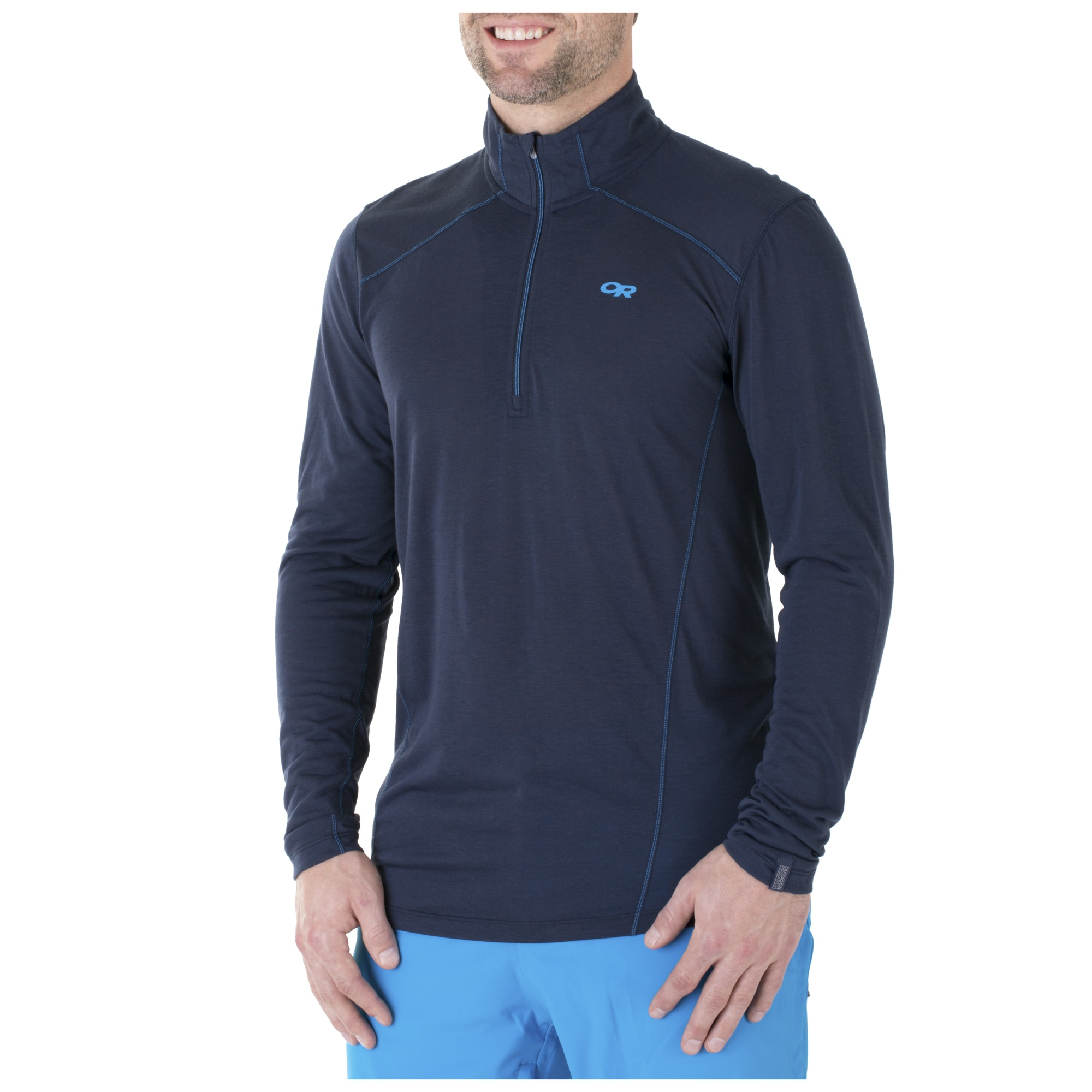 5ee12ac5f3474 Men's Sequence L/S Zip Top™ - charcoal | Outdoor Research