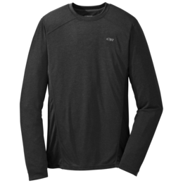 OR Men's Sequence L/S Crew black