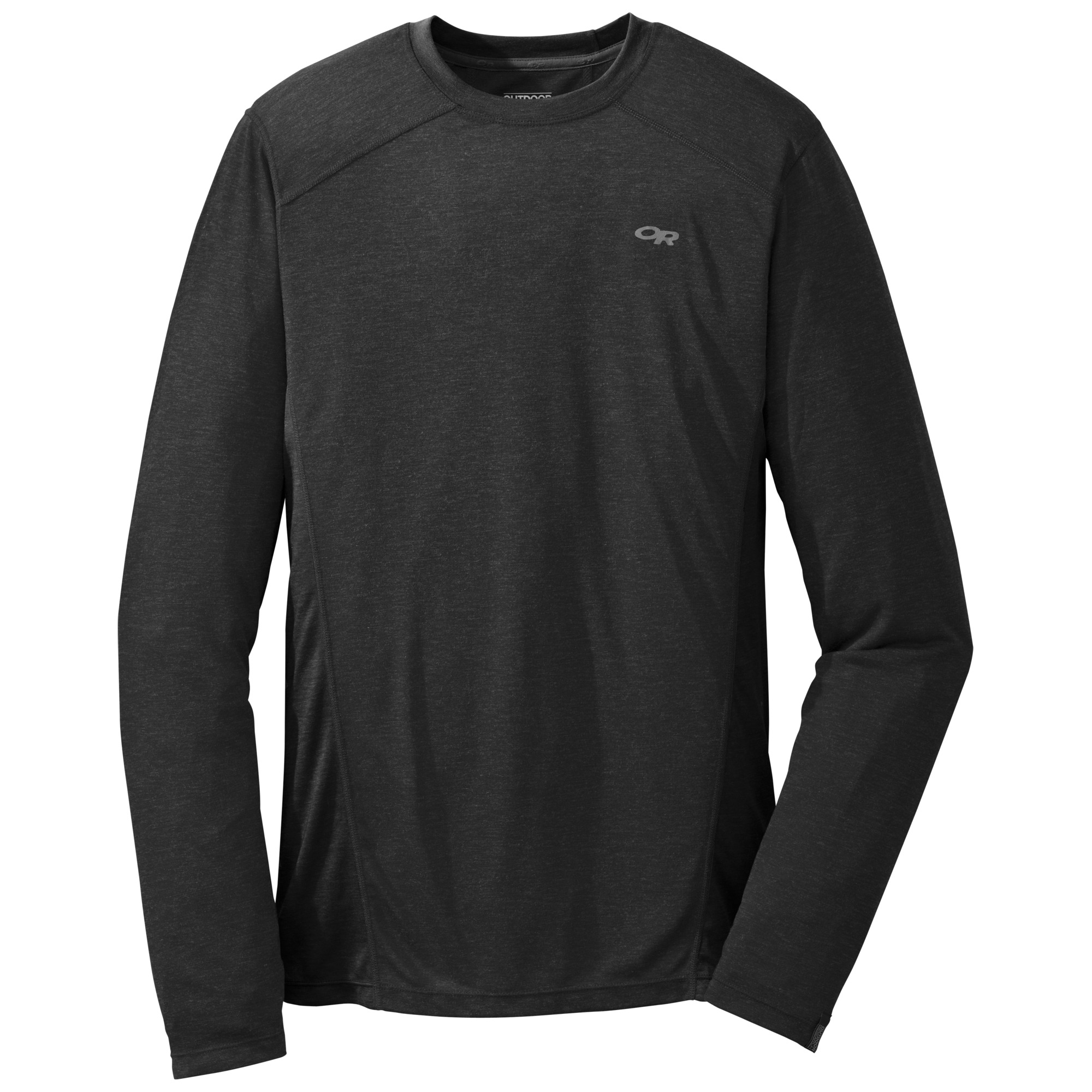 27b91060638c Men's Sequence L/S Crew™ - black | Outdoor Research