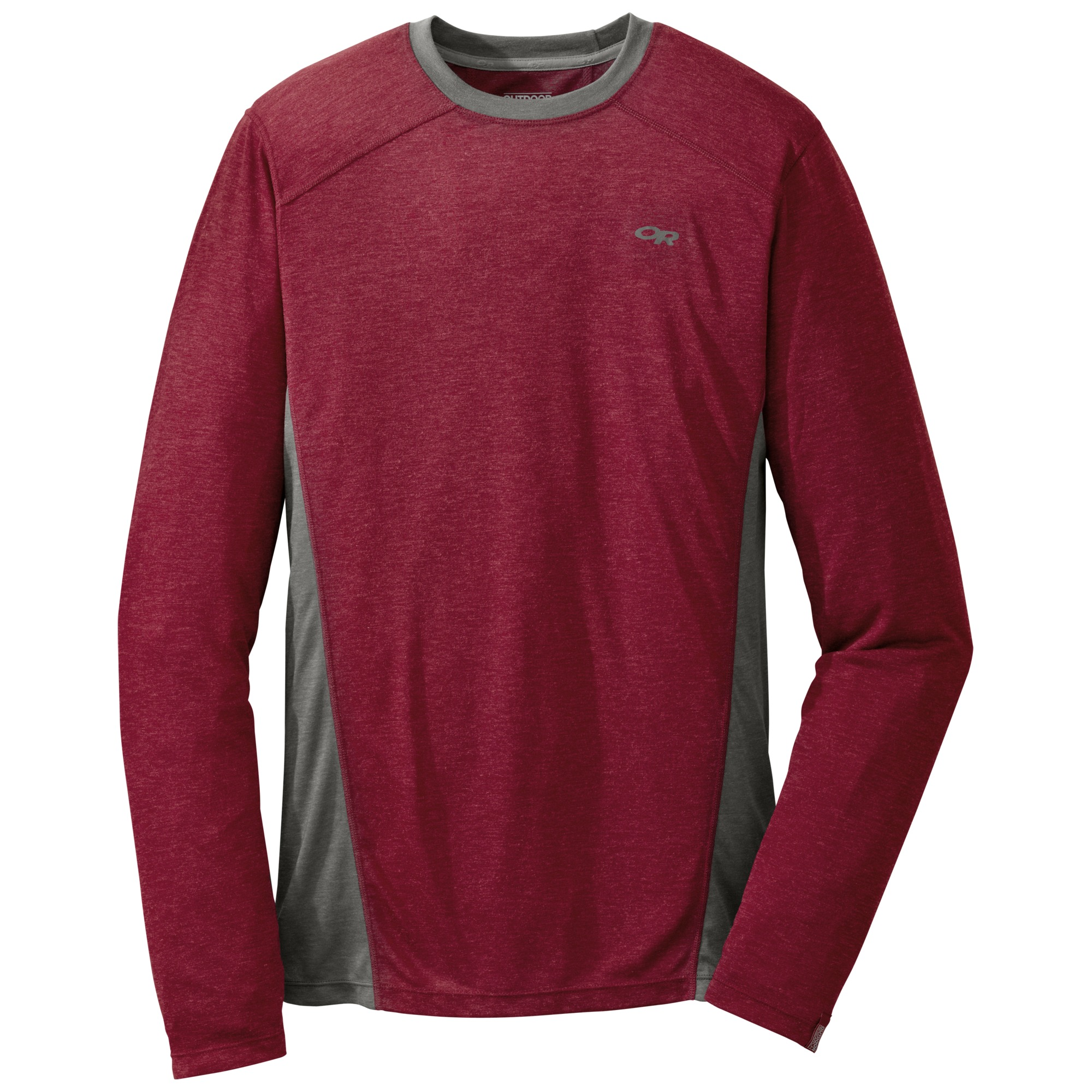 188ed3208822b Men's Sequence L/S Crew™ - redwood/charcoal | Outdoor Research