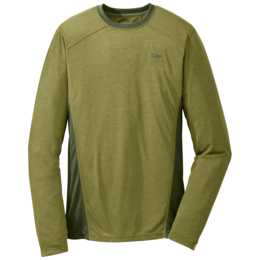 OR Men's Sequence L/S Crew hops/kale