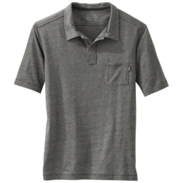 OR Men's Cooper S/S Polo pewter