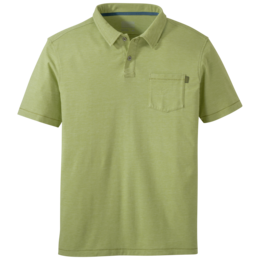 OR Men's Cooper S/S Polo hops