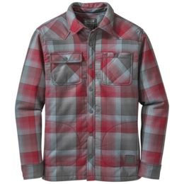OR Men's Sherman Jacket redwood/shade