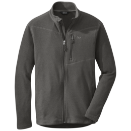 OR Men's Soleil Jacket charcoal
