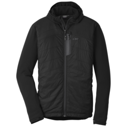 OR Men's Deviator Hoody black/charcoal