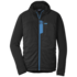 OR Men's Deviator Hoody black/tahoe
