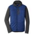OR Men's Deviator Hoody baltic/charcoal