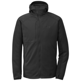 OR Men's Radiant Hybrid Hoody black