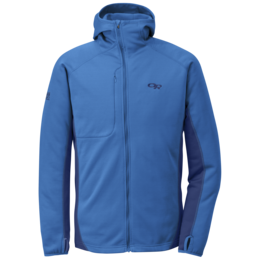 OR Men's Radiant Hybrid Hoody glacier/baltic