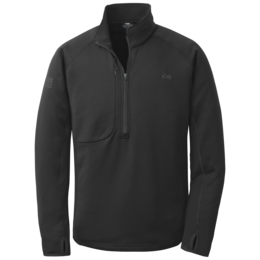 OR Men's Radiant Hybrid Pullover black