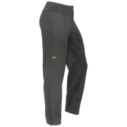 OR Men's Radiant Hybrid Tights charcoal/lemongrass