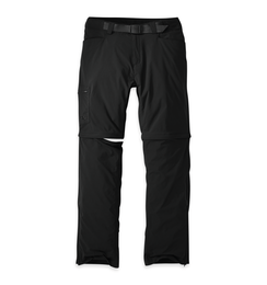 OR Men's Equinox Convert Pants-Regular black