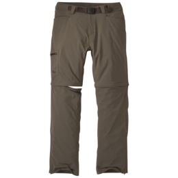 "OR Men's Equinox Convert Pants - 32"" mushroom"