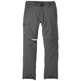 "OR Men's Equinox Convert Pants - 32"" charcoal"
