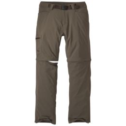 OR Men's Equinox Convert Pants-Short mushroom