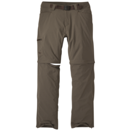 "OR Men's Equinox Convert Pants - 30"" mushroom"