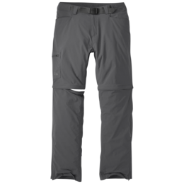 OR Men's Equinox Convert Pants-Short charcoal