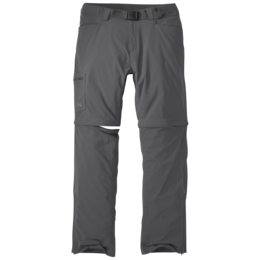 "OR Men's Equinox Convert Pants - 30"" charcoal"