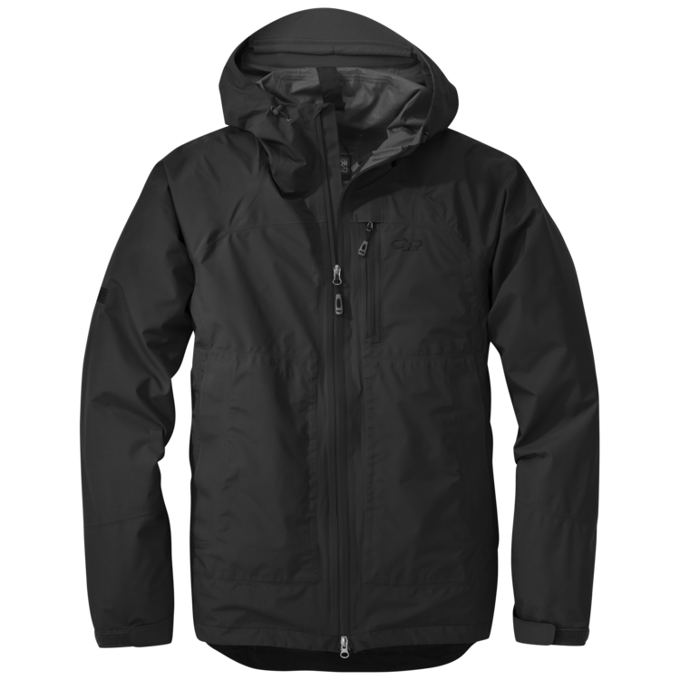 Men's Foray Jacket black
