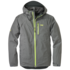 OR Men's Foray Jacket (S18) pewter/lemongrass