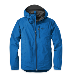 OR Men's Foray Jacket (S18) glacier