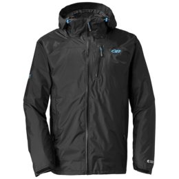 OR Men's Helium HD Jacket black/hydro