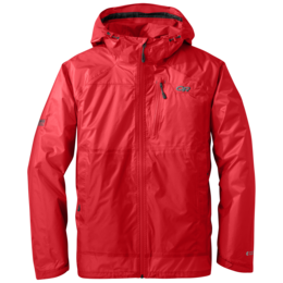 OR Men's Helium HD Jacket hot sauce