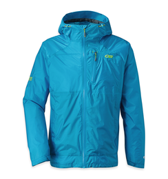 OR Men's Helium HD Jacket hydro/lemongrass