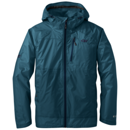 OR Men's Helium HD Jacket peacock/night