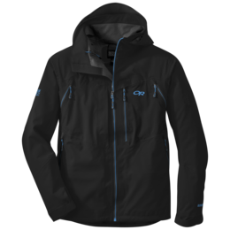 OR Men's White Room Jacket black/tahoe