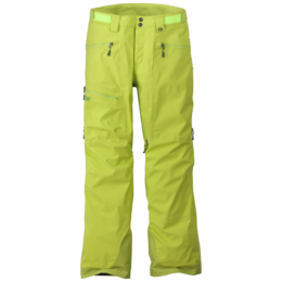 OR Men's White Room Pants lemongrass