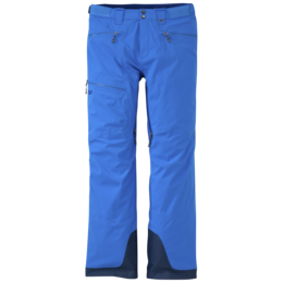 OR Men's White Room Pants glacier
