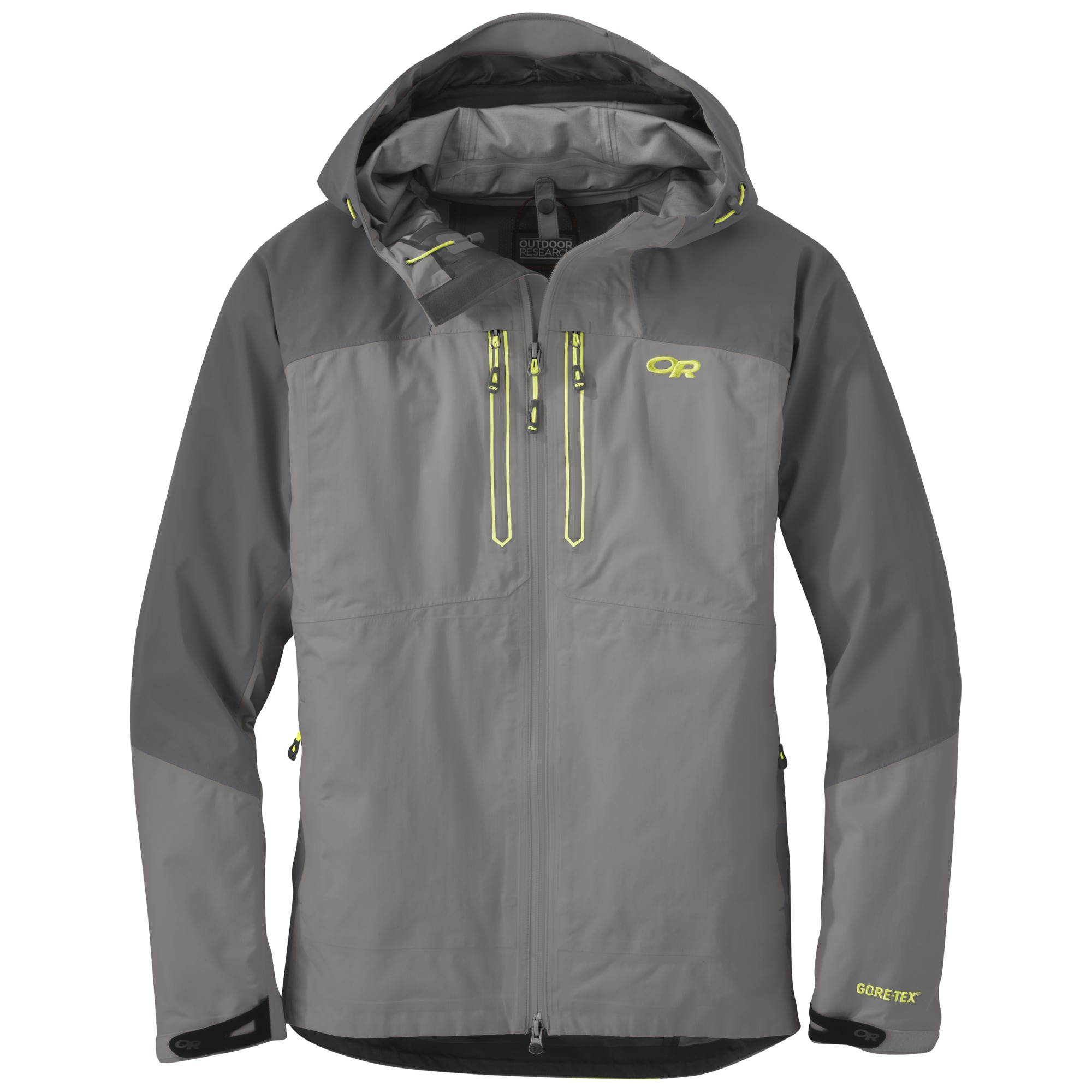 6fad92e5904 Men's Furio Jacket™ - pewter/charcoal | Outdoor Research